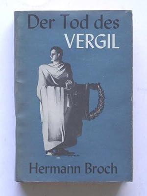 Der Tod des Vergil.: Broch, Hermann