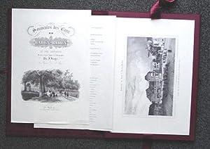 Souvenirs des Eaux de Baden-Baden.: Jacottet, Jacot ; Figuren v. Adolph Jean-Baptist Bayot