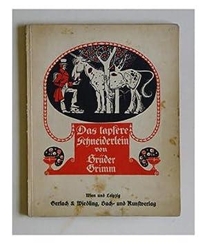 Das tapfere Schneiderlein.: Grimm, Brüder - Franz Wacik (Illustr.)
