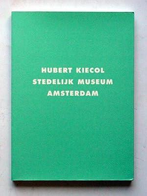Hubert Kiecol - Stedelijk Museum Amsterdam.: Kiecol, Hubert