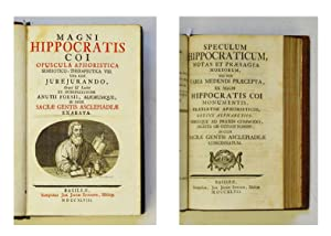 Magni Hippocratis Coi, Opuscula Aphoristica semeiotico-therapeutica VIII.: Hippocrates