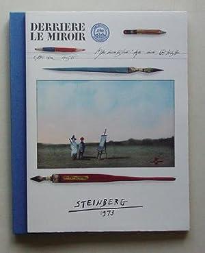 Derriere le Miroir, Heft/ Cahier Nr. 205. .: Steinberg, Saul