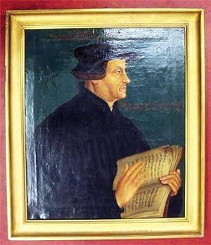 Portrait Ulrich Zwingli - Nach dem Porträt: Bürkli, Leopold