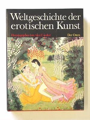 Die erotische Kunst des Ostens.: Rawson, Philip