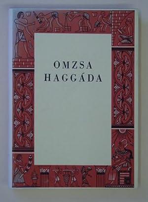 Omzsa Haggada.: Ribary Geza, Munkacsi