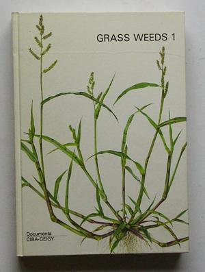 Grass Weeds 1 - Panicoid grass weeds. Weeds of the subfamily - Ungräser der Unterfamilie - ...