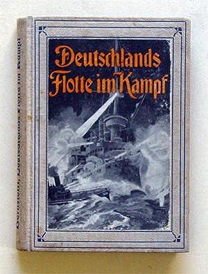 Deutschlands Flotte im Kampf. Eine Phantasie.: Bernstoff, Graf