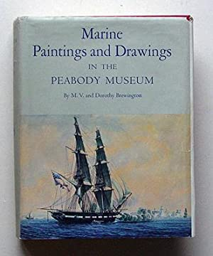 The Marine Paintings and Drawings in the: Brewington, M.V. -