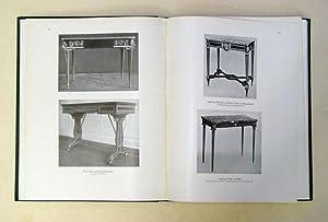 Der Stil Louis XVI. Mobiliar und Raumkunst.: Ricci, Seymour de (Hrsg.)