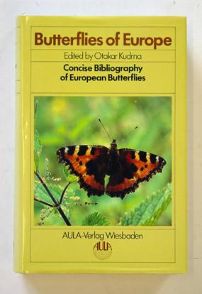 Butterflies of Europe. Vol. 1: Concise Bibliography of European butterflies.: Kudrna, Otakar (Hg.)