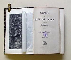 Zeitschrift für bildende Kunst. 9. Band. Mit dem Beiblatt: Kunst-Chronik.: Lützow, Carl von (...