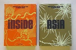 Inside Asia. Vol. I u. II (2 Bde., compl.).: Guntli, Reto (Photo) - Sunil Sethi (Text) - Angelika ...