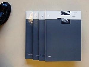 Typolitho Ag - Arbeitsbuch (4 Bde., compl.). 1. Bd.: Renaissance -Schriften, Barock- Schriften, ...