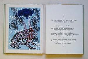 La Fontaine - vingt fables.: Lurçat, Jean