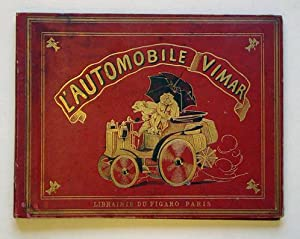 L? automobile Vimar.: Vimar, Auguste (Text u. Illustr.)