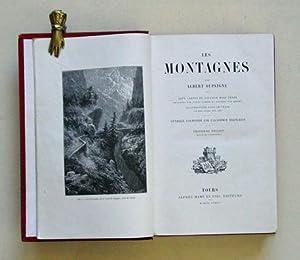 Les montagnes.: Dupaigne, Albert