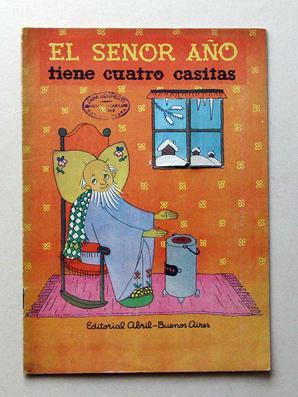El senor ano tiene cuatro casitas.: Noné (Text) - Agi (Illustr.)