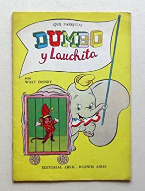 Dumbo y Lauchita.: Disney, Walt - Héctor Sanchez Puyol (Adaption)