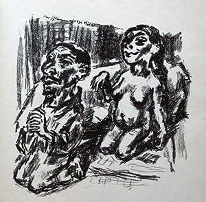 Gottfried Keller Bilderbuch. Elf Steinzeichnungen von René Beeh.: Keller, Gottfried - René ...