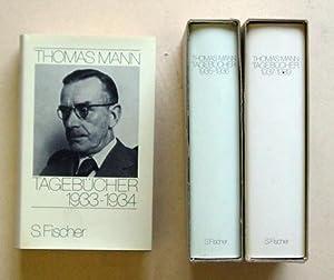 Tagebücher. (3 Bde. von insgesamt 10 Bdn.).: Mann, Thomas - Peter de Mendelssohn (Hg.)
