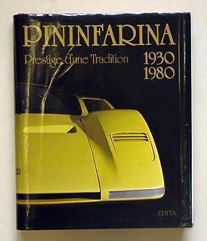 Pininfarina 1930 - 1980. Prestige d? une tradition.: Merlin, Didier