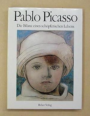 Pablo Picasso. Die Bilanz eines schöpferischen Lebens.: Picasso, Pablo -