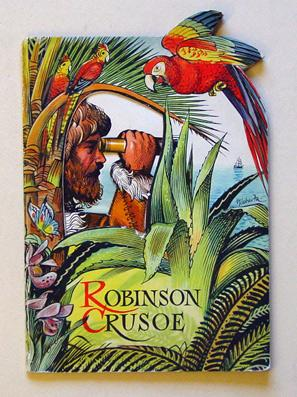 Robinson Crusoe.: Kubasta, Vojtech (Ill.)-