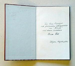 Tagebuch eines Pferdes.: Goll, Claire - Marc Chagall