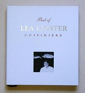 Best of Lea Linster. Cuisinière.: Linster, Lea - Susie Knoll u.a. (Photo)