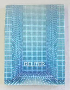 Hans Peter Reuter. Licht - Raum - Struktur.: Reuter, Hans Peter