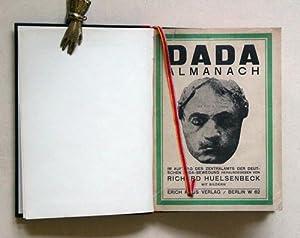 Dada Almanach. Im Auftrag des Zentralamts der: Huelsenbeck, Richard (Hg.)