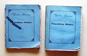 Amtliche Sammlung der ältern Eidgenössischen Abschiede. Erster Band: Die Eidgenö...