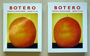 Paintings 1975-1990. Monograph & Catalogue Raisonne.: Botero, Fernando