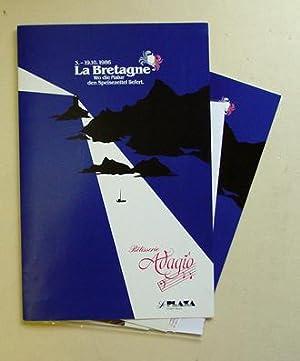 Hotel Le Plaza, Rôtisserie Adagio - Josiane Caron. La Bretagne - Wo die Natur den ...