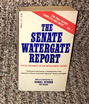 The Senate Watergate Report: The Final Report: Schorr, Daniel (introduction)