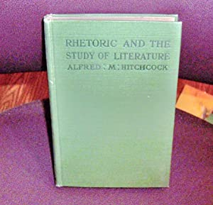 Rhetoric and the Study of Literature: Hitchcock, Alfred M.