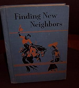 Finding New Neighbors Ginn Basic Readers: RUSSELL, David H.