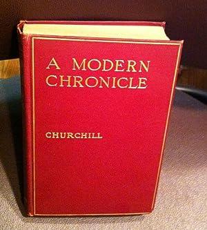 Modern Chronicle. A: Churchill, Winston