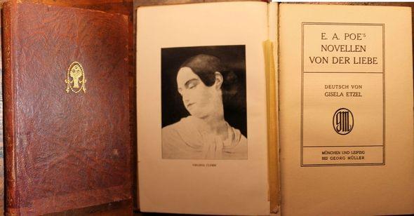 Novellen von der Liebe: Poe, E.A. und