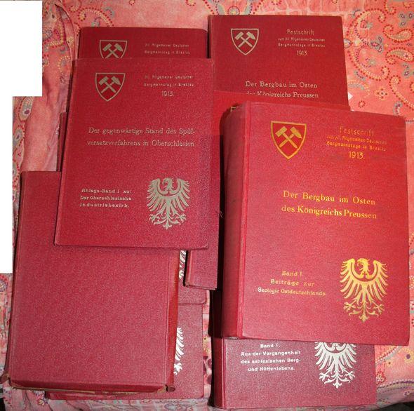 Festschrift zum XII Allgemeinen Deutschen Bergmannstag in: Wutke, Konrad und