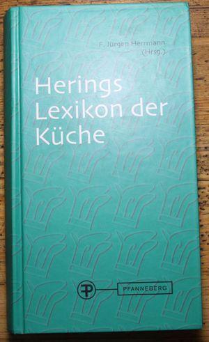 entdecken sie sammlungen von kochbücher: kunst und sammlerstücke ... - Herings Lexikon Der Küche