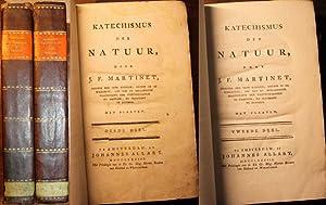 Katechismus der Natuur Tweede Deel, Derde Deel: Martinet, J.F.: