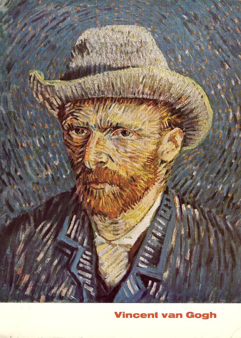 vincent van gogh paintings watercolors and drawings