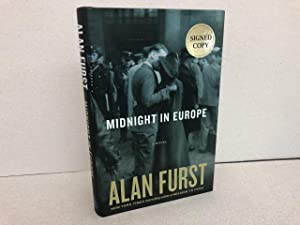Midnight in Europe: A Novel ( signed )