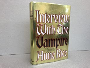 Interview with the Vampire ( signed )