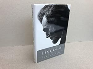 LINCOLN : The Screenplay ( double signed )