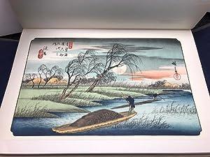 HIROSHIGE , Masterpieces of Ukiyo-e Prints , Series 6: Shibui , Kiyoshi & Kikuchi , Sadao