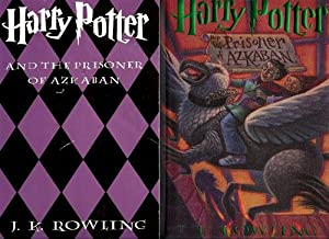 HARRY POTTER AND THE PRISONER OF AZKABAN ( Plus proof copy)
