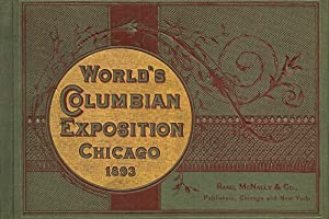 WORLD'S COLUMBIAN EXPOSITION : Ran, McNally & Co.Sketch Book and Bird's Eye View of the...