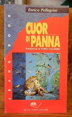 Cuor di panna ( e i suoi amici ): Enrico Pellegrini